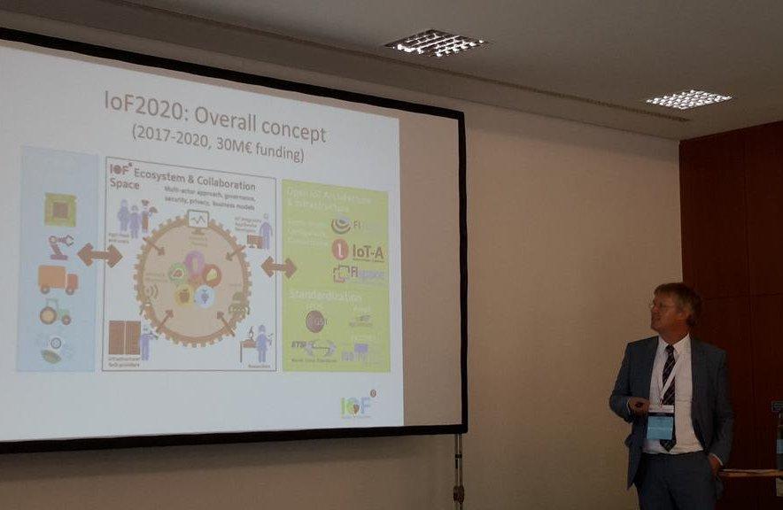 Proyecto europeo «IoF2020», el Internet de las Cosas cada vez más cerca de tu plato