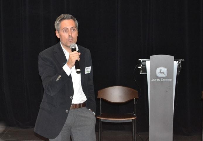 Ernesto Flaquer, nuevo gerente general de Ventas de John Deere Financial