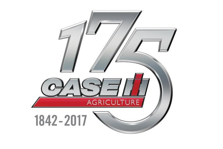 Case IH celebra su 175 aniversario