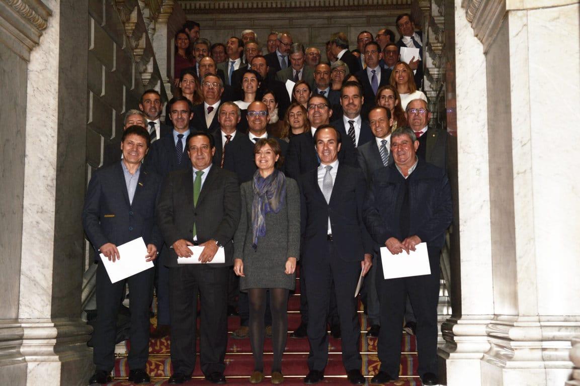 Adhesión de 78 entidades asociativas y empresas agroalimentarias al Código de Buenas Prácticas Mercantiles
