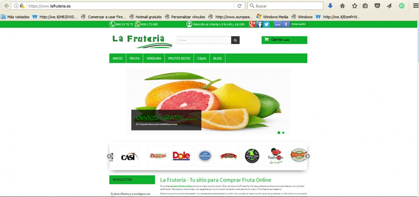 Ecommerce de frutas y hortalizas: un lento camino hacia la oportunidad