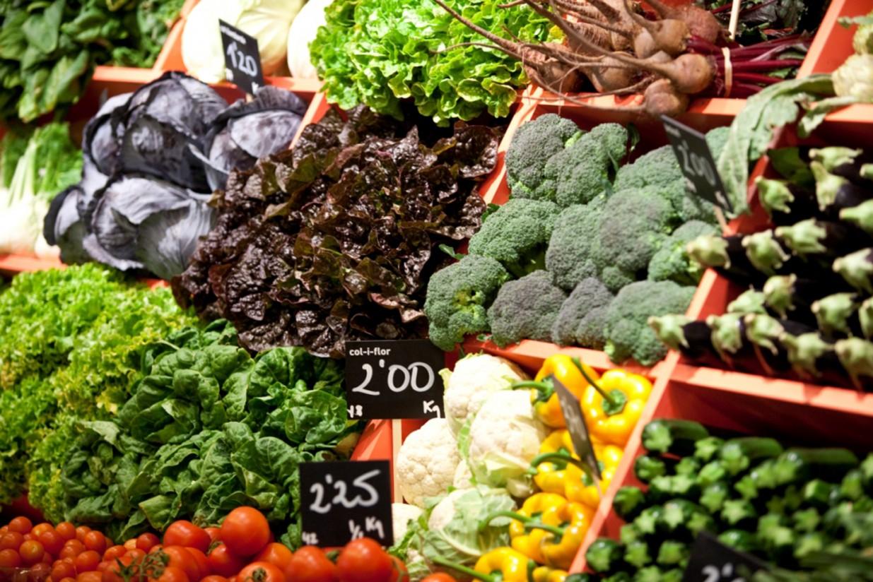 Veganuary, el mes de las plantas