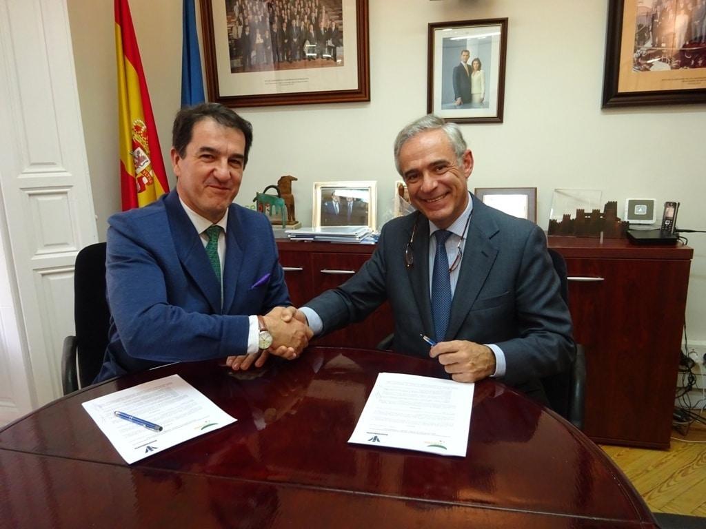 Veterindustria y Anembe firman un acuerdo marco de colaboración