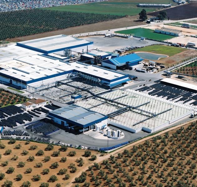 Agro Sevilla aerea