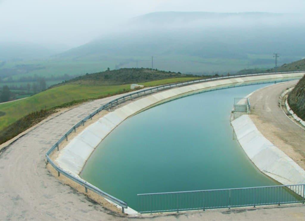 La zona regable del Canal de Navarra la decidirán los propios regantes de la Ribera
