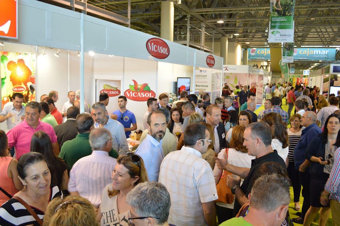 Vicasol y Casi participarán la próxima edición de la Feria Infoagro Exhibition