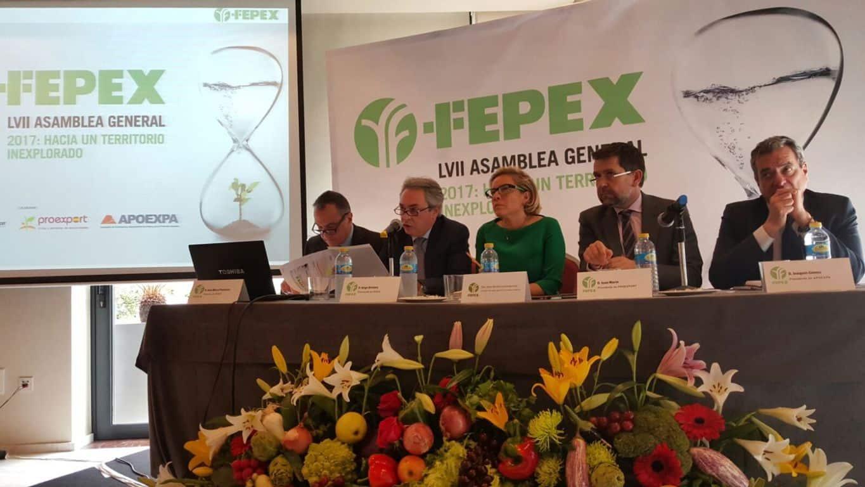 Las tendencias proteccionistas del comercio mundial y la falta de agua, retos principales del sector hortofrutícola