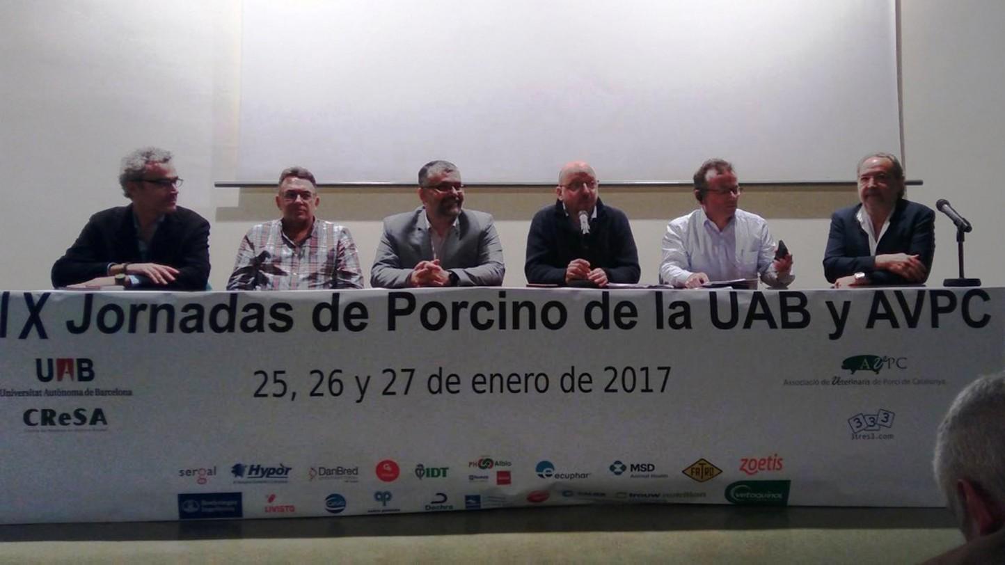 Boehringer Ingelheim patrocina las IX Jornadas de Porcino de la UAB y AVPC