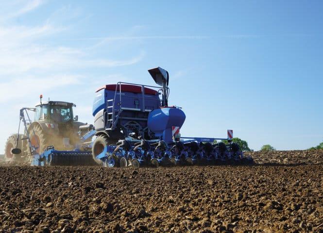 Covid-19: El registro de maquinaría agrícola cae un 38% en el mes de marzo
