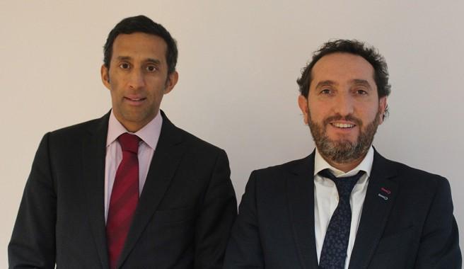 Paulo Soares y Paulino Tello