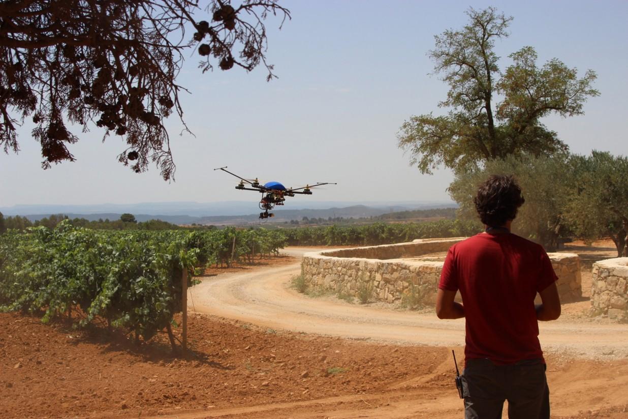 Mapfre lanza un seguro de drones para profesionales