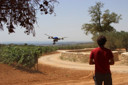 UAVworks drones vid