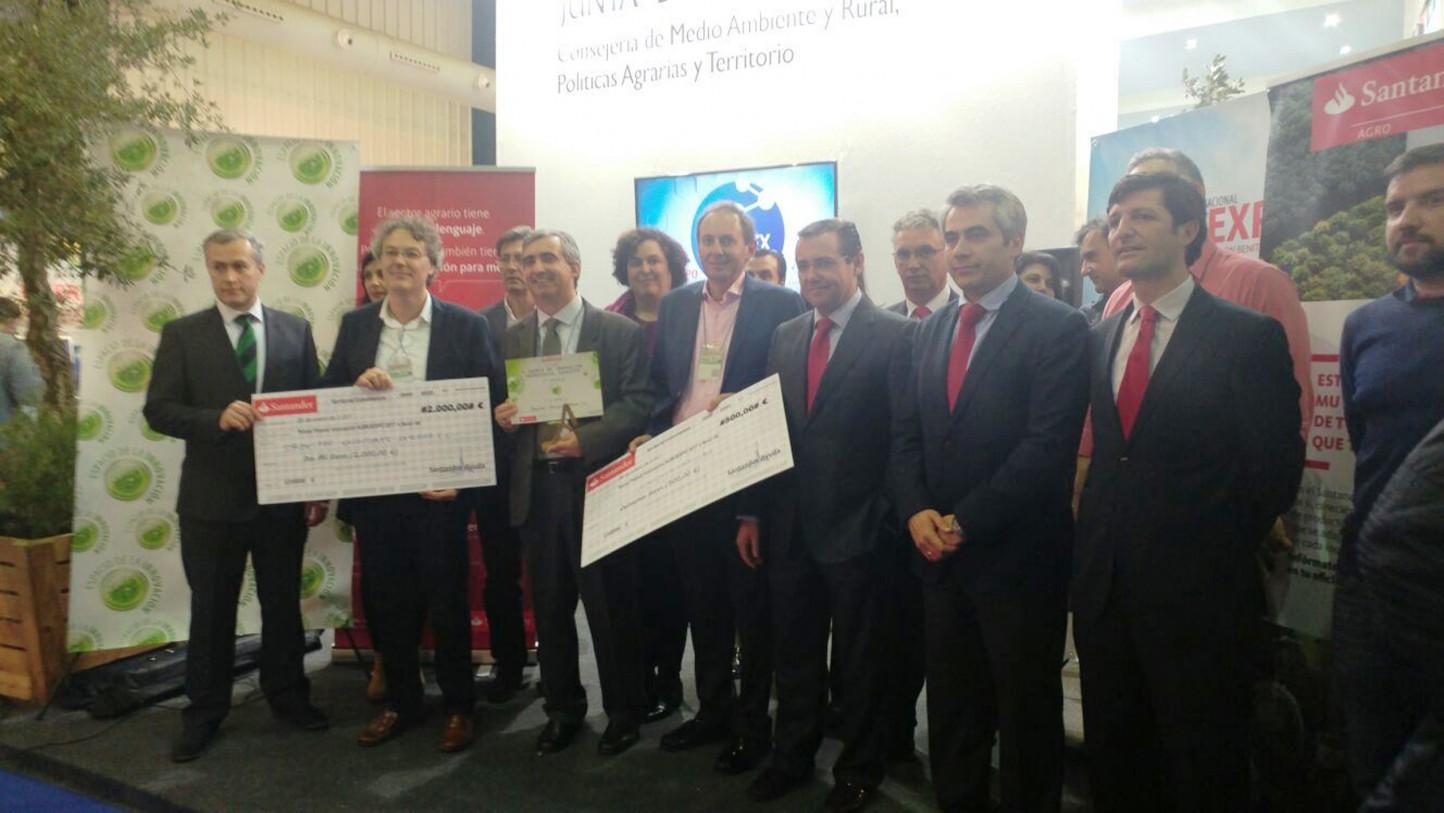 Dronytec Soluciones Aéreas gana el V Premio Innovación Empresarial de Agroexpo