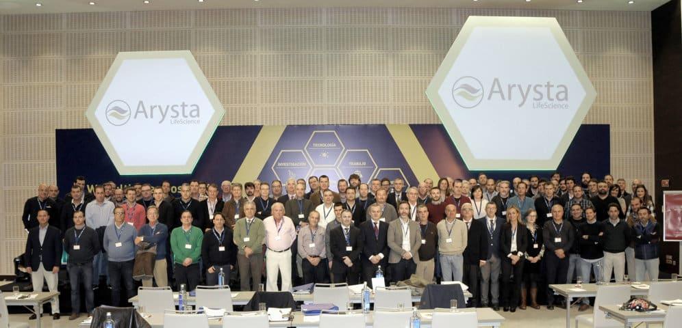 Arysta LifeScience Iberia celebra su reunión anual con la red comercial
