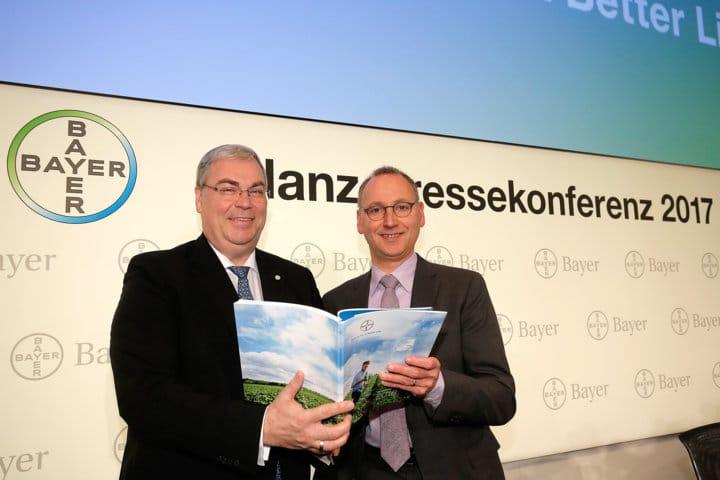 Bayer aumenta sus ventas un 1,5% hasta los 46.769 millones de euros