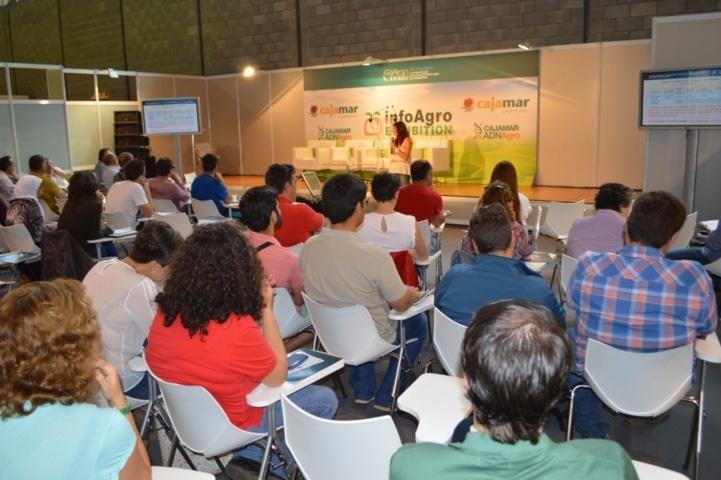 La agricultura ecológica, tema principal de las jornadas de Infoagro Exhibition