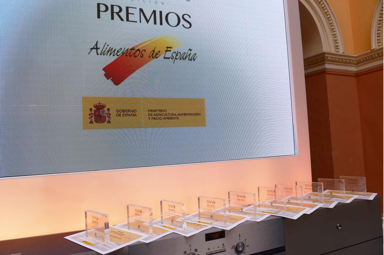 Ramón Artime, Premio Extraordinario Alimentos de España 2016