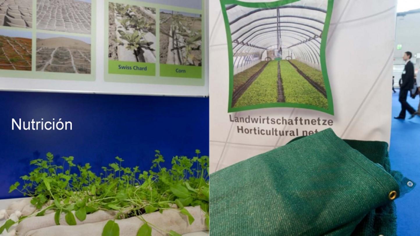 Techtextil: Feria líder internacional de textiles técnicos y no tejidos