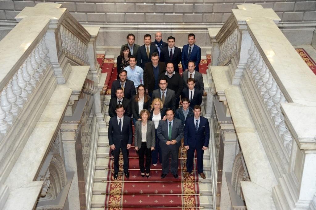 García Tejerina prevé un gasto público total de 724 M€ para incorporar a 15.000 jóvenes en los próximos años