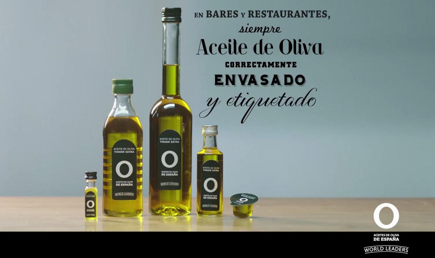 Una campaña del aceite de oliva obtiene 11 premios en el Festival Europeo de la Publicidad y el Humor