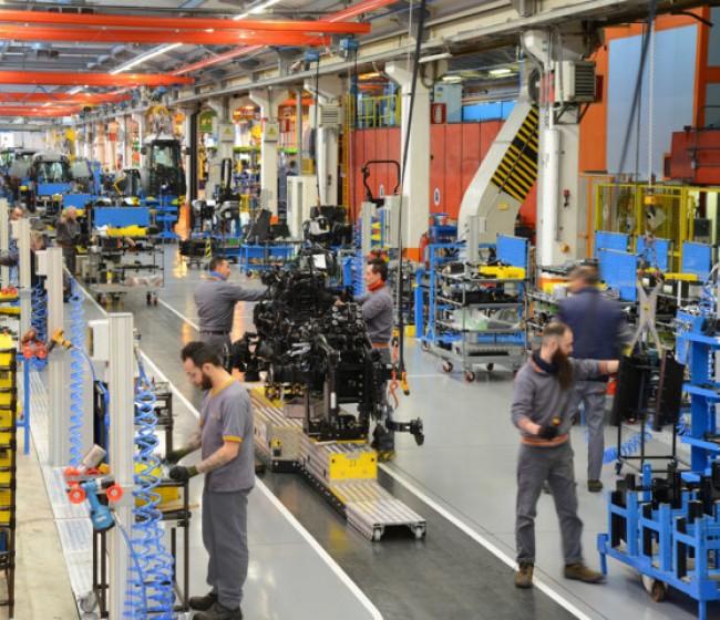 Caen un 12% las inscripciones de tractores en Europa durante el primer semestre del año