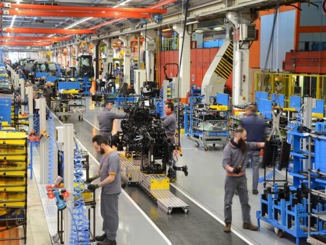 El incremento del precio de las materias primas pone en jaque a la industria europea de maquinaria agrícola