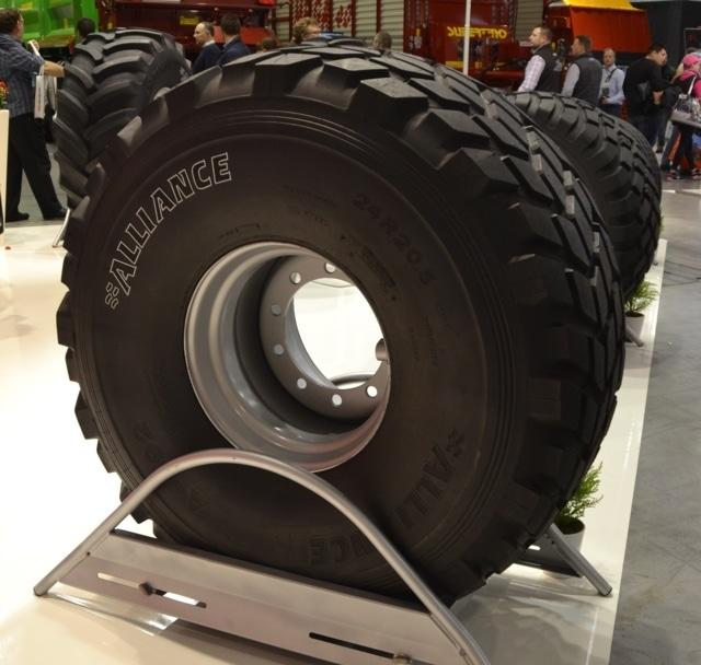 Alliance Tire Group sube los precios un 7% en toda su gama de producto