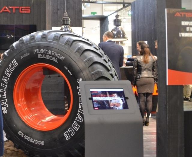 Alliance Tire Group anuncia la firma de un acuerdo con John Deere