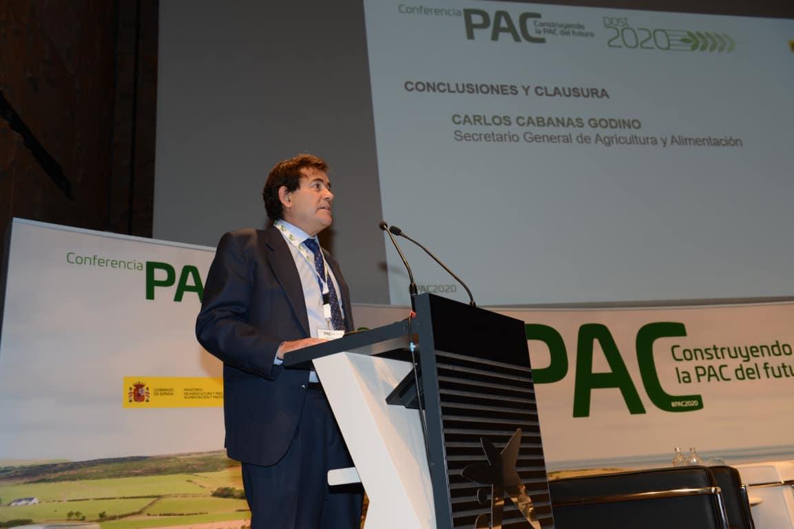"""Conclusiones generales de la Conferencia """"Construyendo la PAC del futuro post 2020"""""""