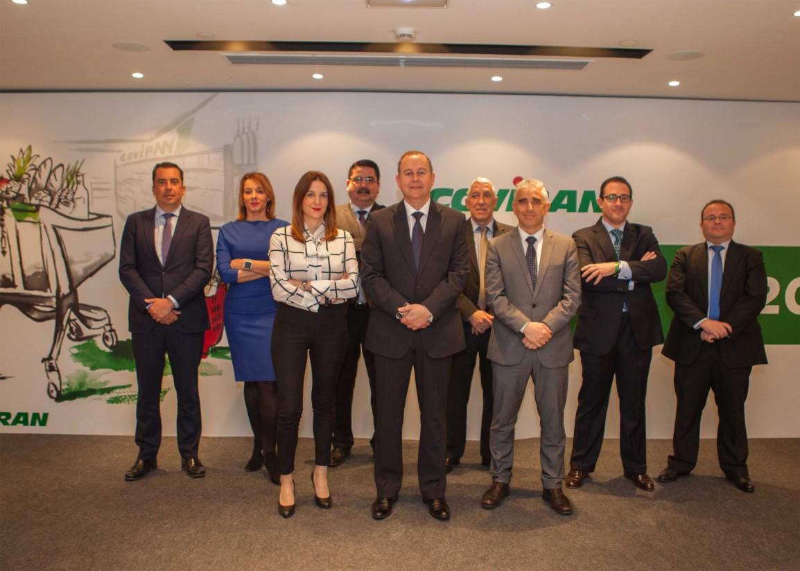 El grupo cooperativo de la distribución alimentaria Covirán alcanza los 1.260 M€ de facturación
