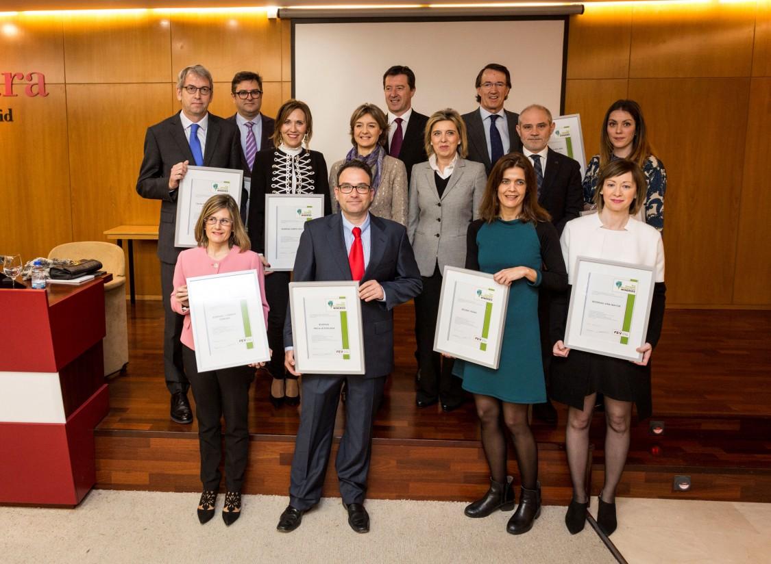 FEV y Mapama apuestan por la sostenibilidad y el aumento del valor de los vinos españoles en el exterior