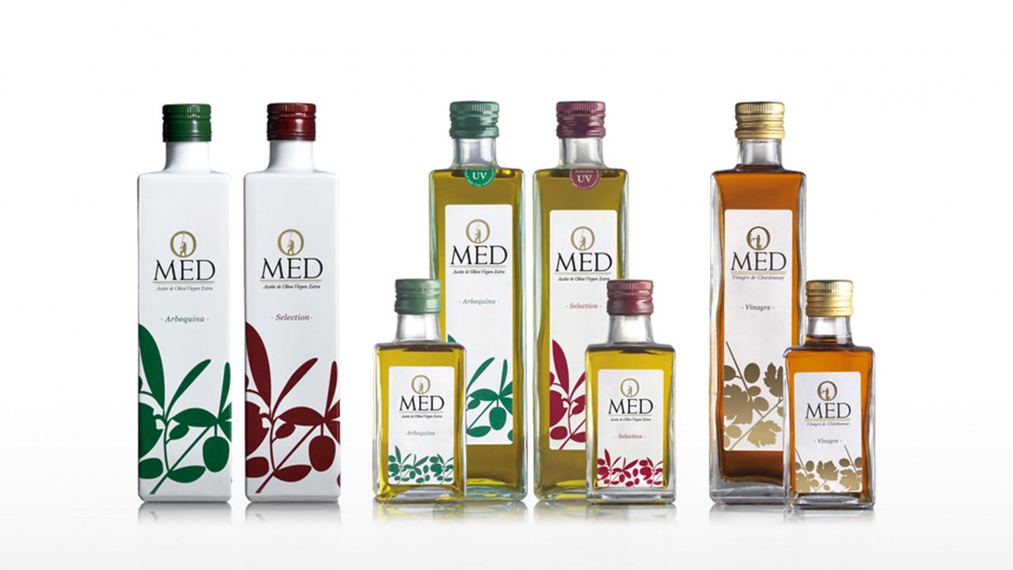 El aceite O-Med presentado por la almazara granadina Venchipa, Premio Especial Alimentos de España