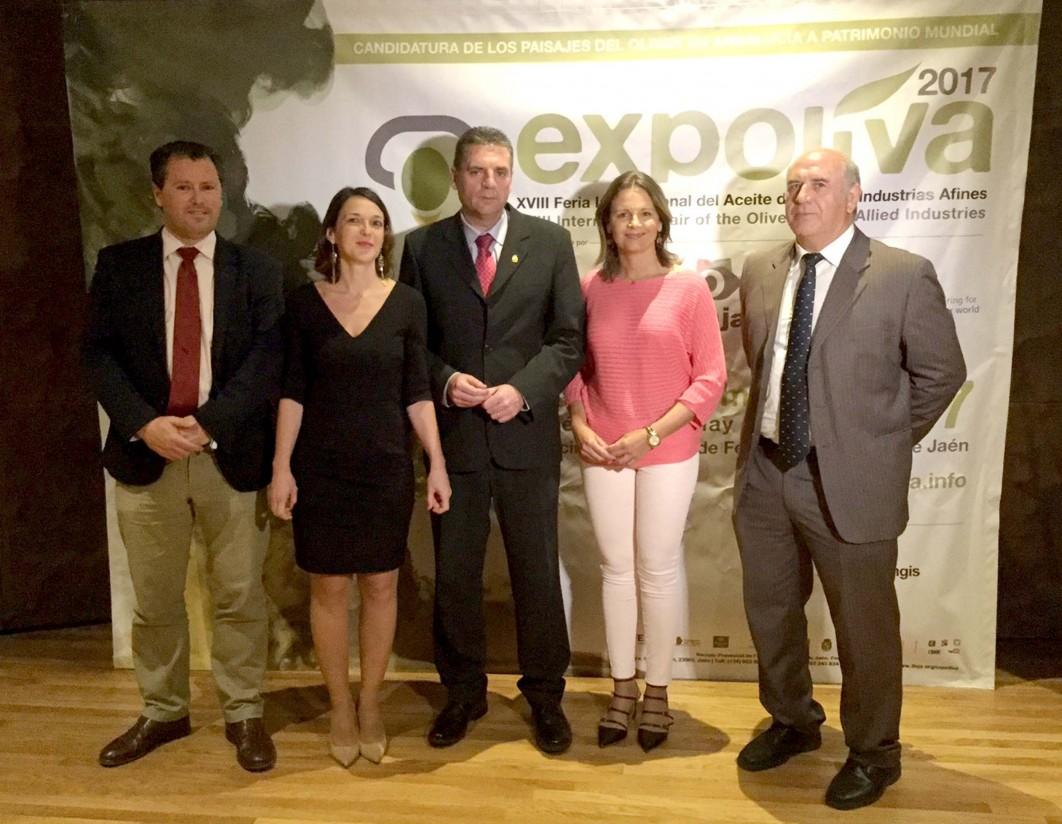 Presentada en Madrid la XVIII Feria Internacional del Aceite de Oliva e Industrias Afines, Expoliva