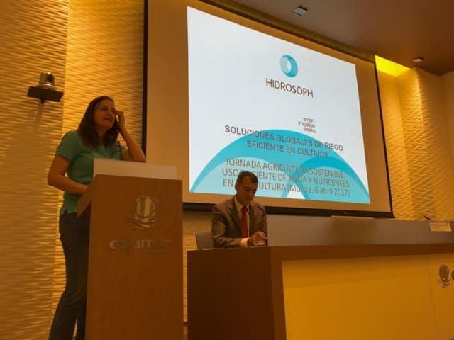 El uso eficiente de agua y nutrientes en cultivos al aire libre, a debate en una jornada de Proexport y Cajamar