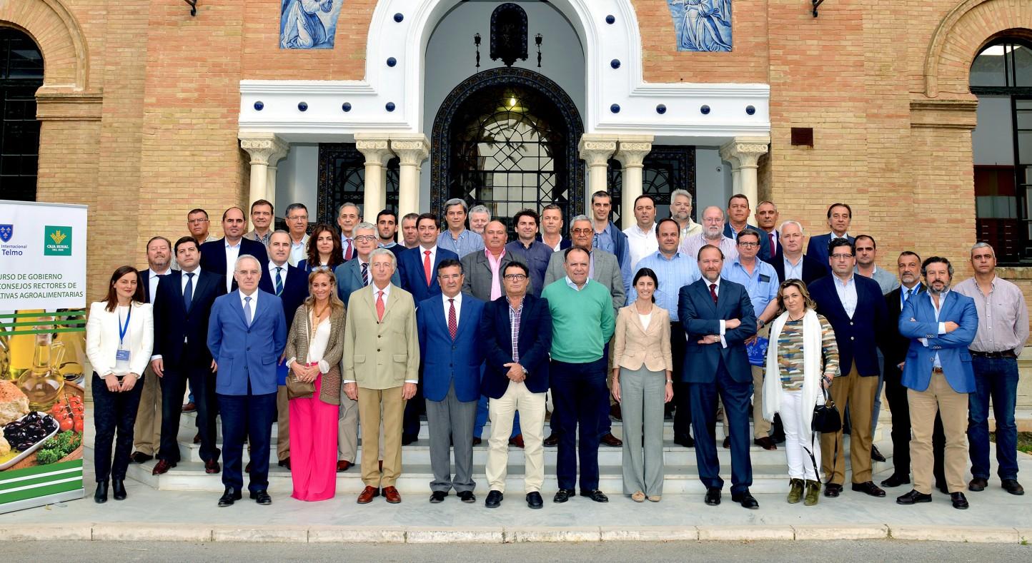 Concluye en Sevilla la IV Edición del Curso de Gobierno para Consejos Rectores de Cooperativas
