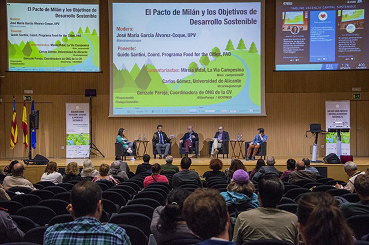 Comienzan los eventos en Valencia como Capital de la Alimentación Sostenible 2017