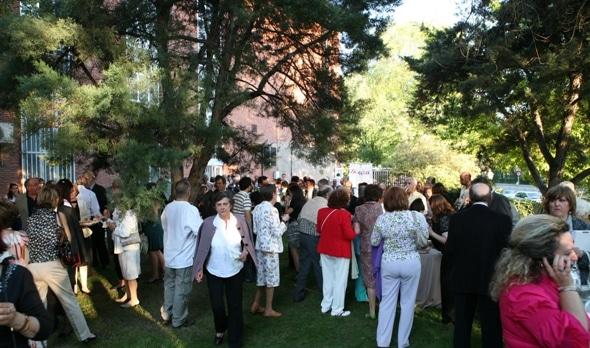 Celebración de San Isidro del COITAC en años anteriores.