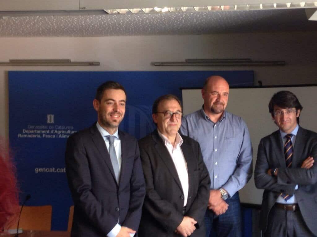 Cataluña espera llegar a 407.920 t y recuperar su potencial en melocotón y nectarina en 2017