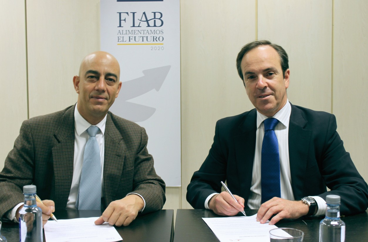 FIAB y la Cámara de Comercio de EE.UU. en España refuerzan su compromiso por la internacionalización