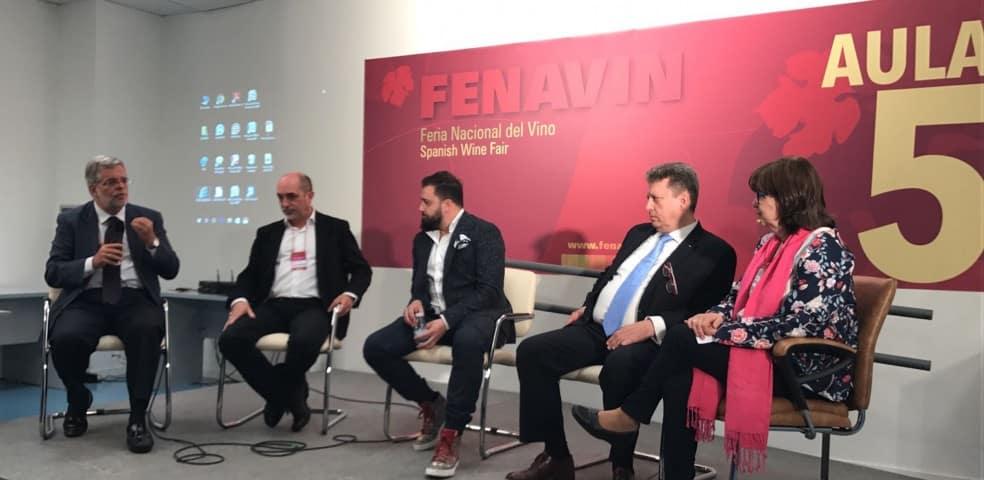 Jornada APAE en FENAVIN 2017