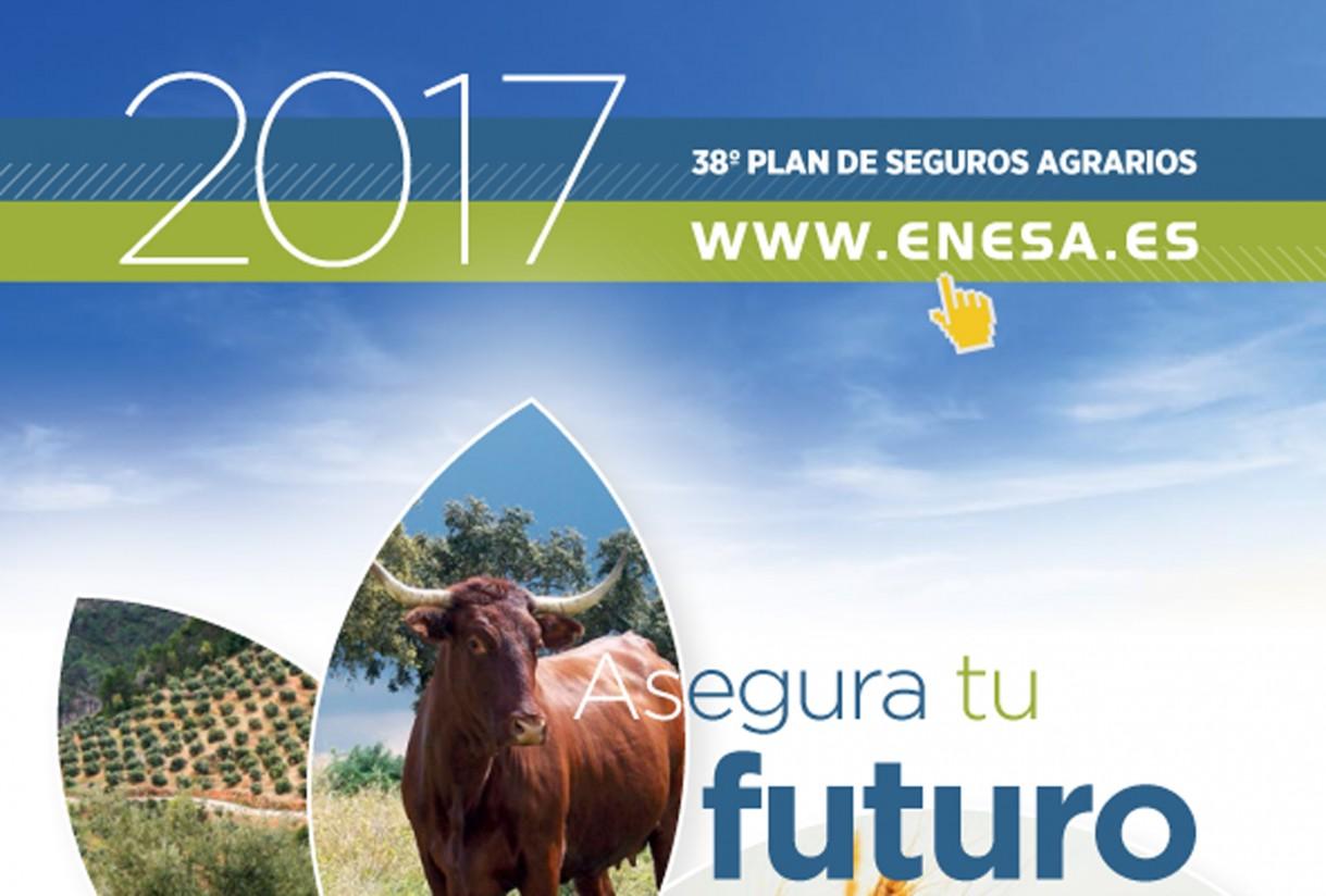 Agricultura edita la Guía del Seguro Agrario 2017