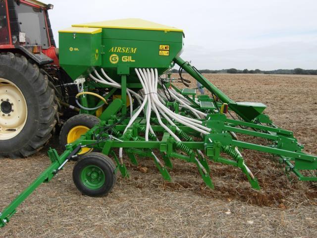 Análisis de las últimas innovaciones técnicas en las máquinas sembradoras