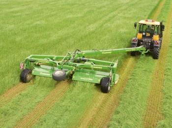 Aspectos técnicos de las segadoras para cultivos forrajeros