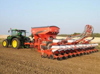 Tecnología en sembradoras monograno