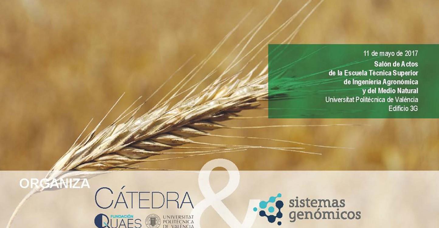 """La jornada """"Nuevas tecnologías en la Agricultura"""" abordará la genómica de las plantas"""