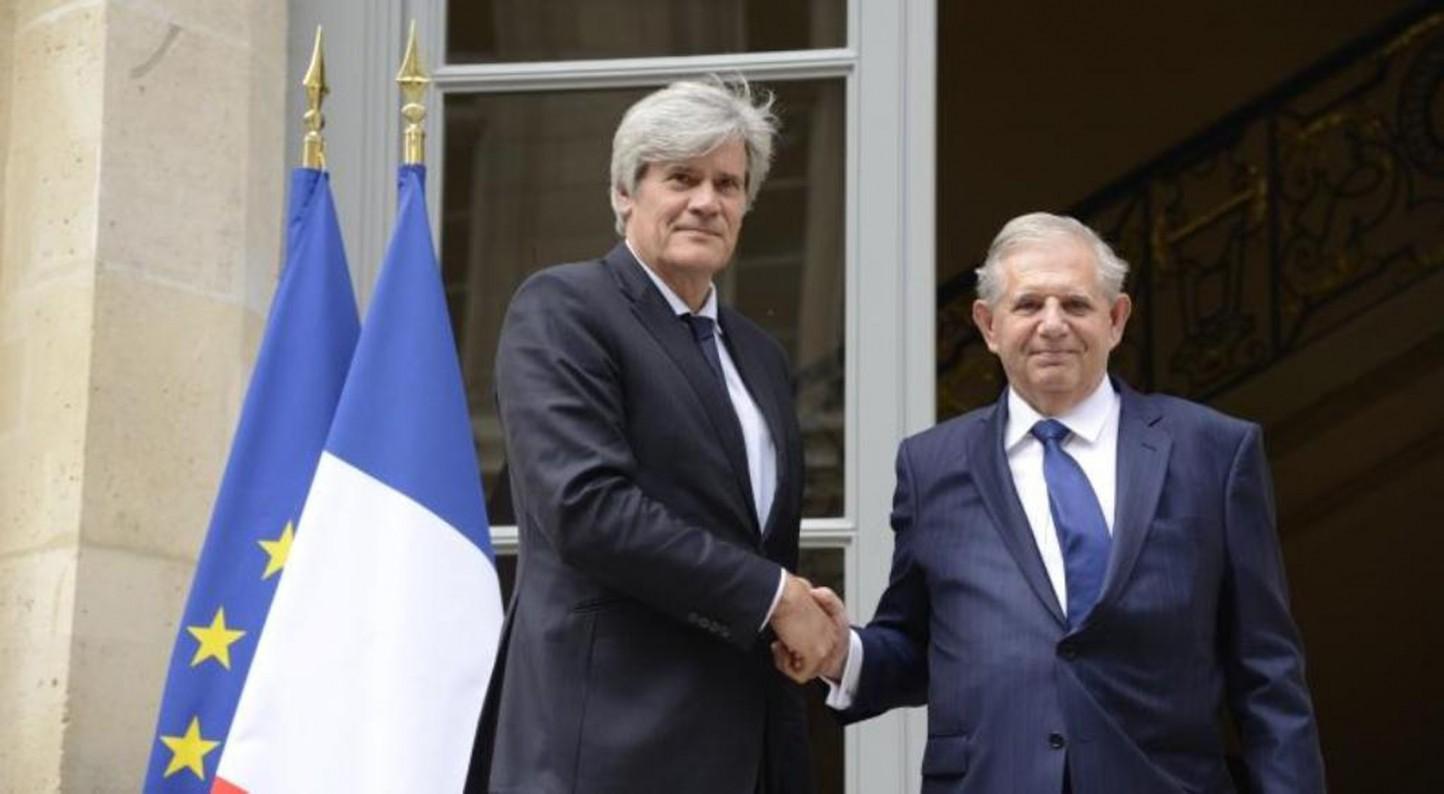 Jacques Mézard, nuevo ministro de Agricultura galo