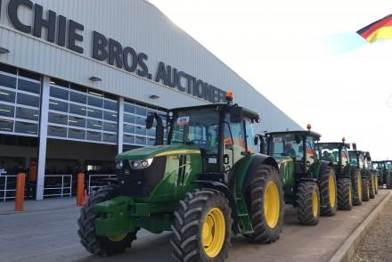 tractores subasta