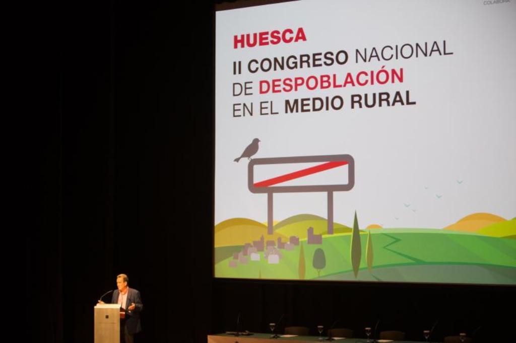 """Despoblación rural y reto demográfico, """"desafíos históricos de magnitudes colosales"""""""