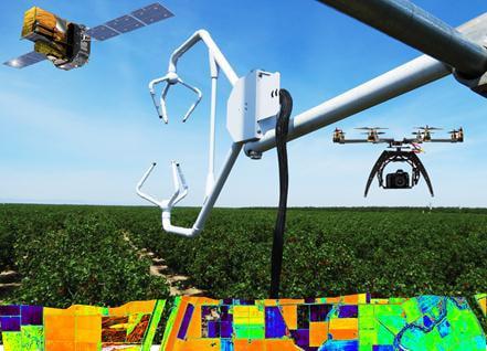 El IRTA organiza una jornada sobre teledetección en agricultura