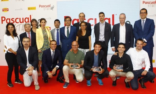 Calidad Pascual entrega los premios de su segunda edición de Pascual Startup